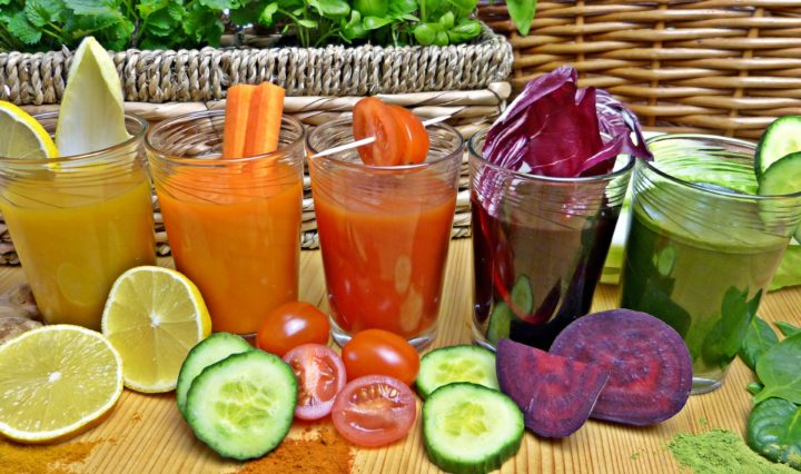Detox your body and feel healthier