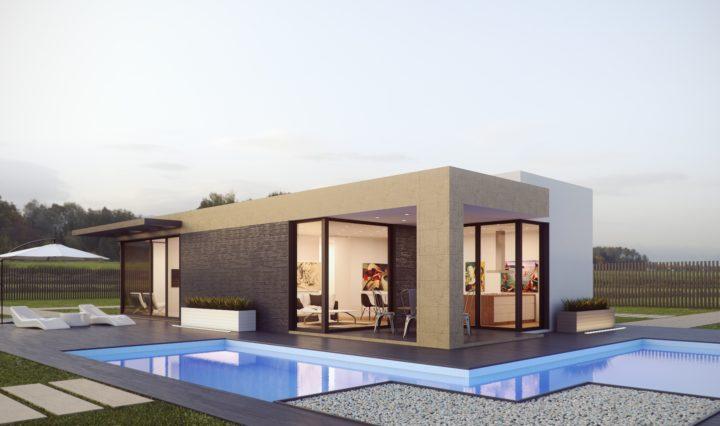 Amazing Outdoor Swimming Pool Design